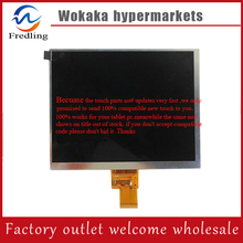 "Pantalla LCD ""pulgadas 8 Explay Surfer 8.31 3G de la TABLETA LCD Pantalla Reemplazo de Panel Digital Visualización de Frame Envío gratis"