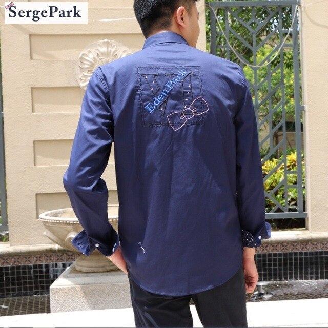 mismo del francia de de hombre eden de original camisa estilo park para nuevos estilo 2017 5nw6PRq