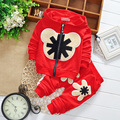 2016 spring autumn baby boy clothing set long sleeve hoodies sets Tops+pants 2 pcs baby set baby clothing set
