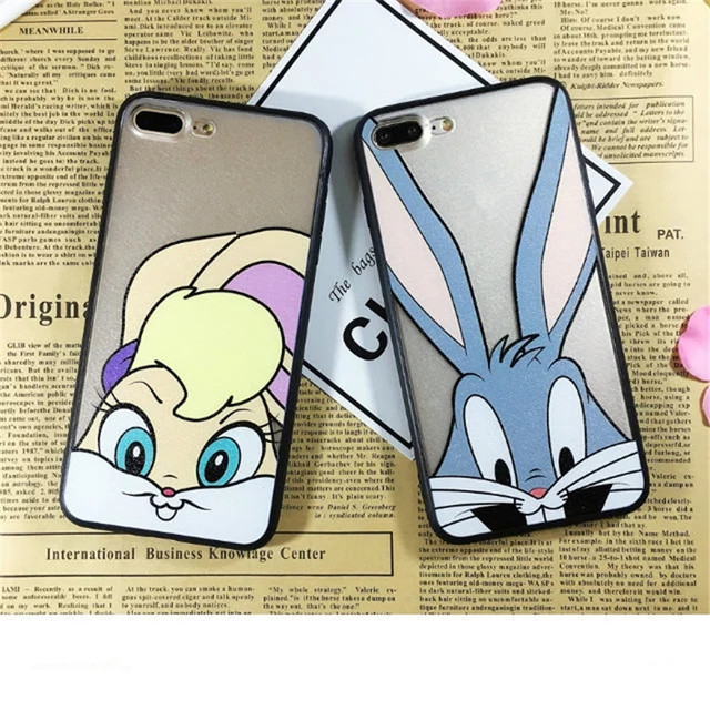 coque iphone 8 plus bugs bunny