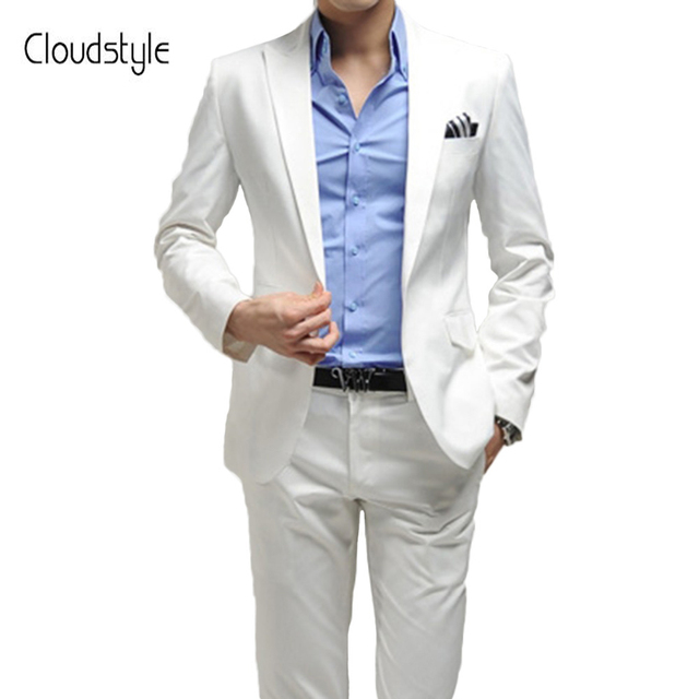 9cd2068fa11 Cloudstyle 2018 Brand Men Suit New Arrival Casual Business Gentlemen Style  Slim Fit Fashion Plus Size 6XL