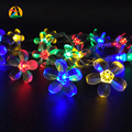 2017 3M 30 LEDs Decor Multicolor Multipendant LED String Lights Battery Event Christmas Wedding Birthday Party Decoration Lights
