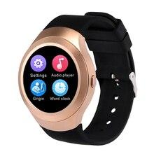 บลูทูธl6s smart watchสำหรับsamsungโทรศัพท์androidสนับสนุนซิมการ์ดtfต่อต้านหายไปpedometerนอนmonitor s mart w atchสำหรับผู้ชาย