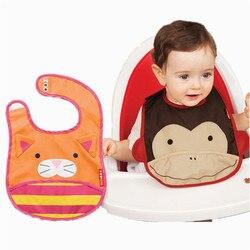 Cartoon baby bibs burp cloths baby soft bibs waterproof child bib baby feeding baby aprons saliva.jpg 250x250