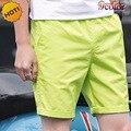 Summer Outdoors Ultra-light Elastic Waist Drawstring Casual Loose Soild Cheap Sweatpants Men Beach Board Shorts Plus Size 5XL