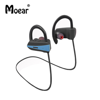 Wireless Blutooth Sports Headsets Sweat Proof Headphone
