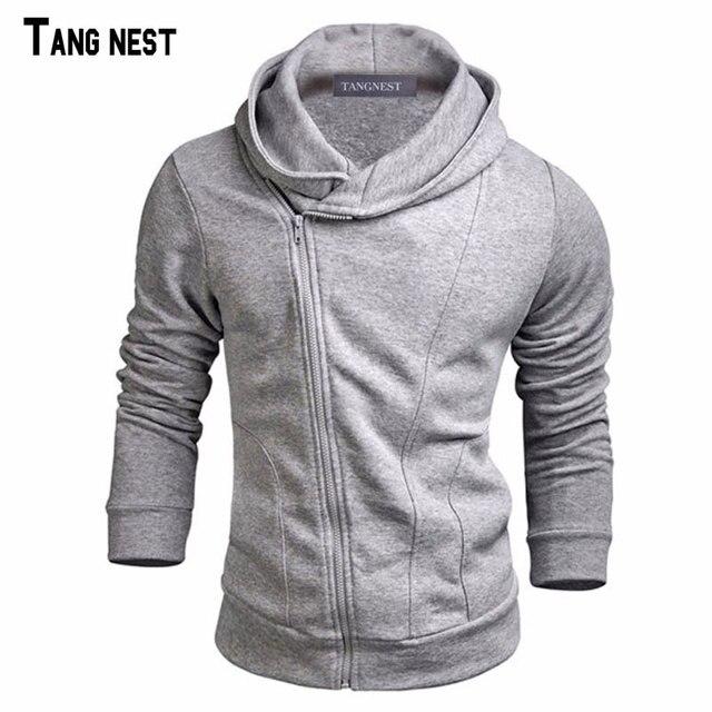 Sweatshirt Design | Tangnest Men Hoodies 2018 New Design Male Solid Casual Fleece