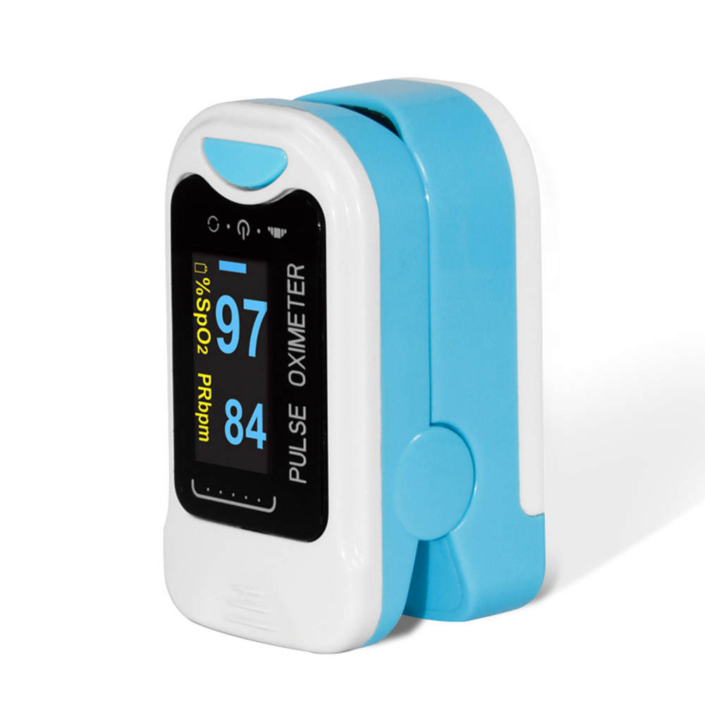 2018 CONTEC HOT US seller Finger Tip Pulse Oximeter Blood Oxygen SpO2 Monitor CE CMS50N