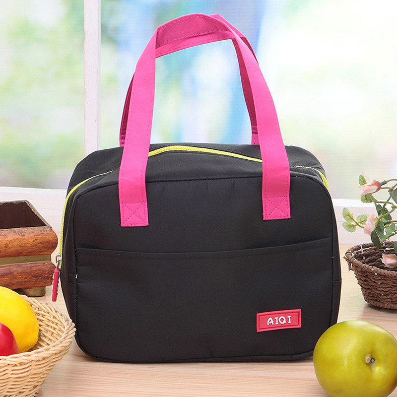 Large Oxford Thermal Cooler Bag Women Portable Thermo Bag Travel Picnic Insulated Food Storage Accessories Supply Product