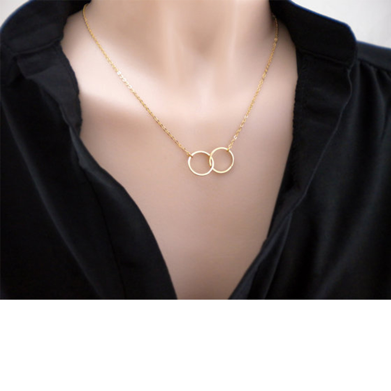 Bohemian Infinity Necklaces