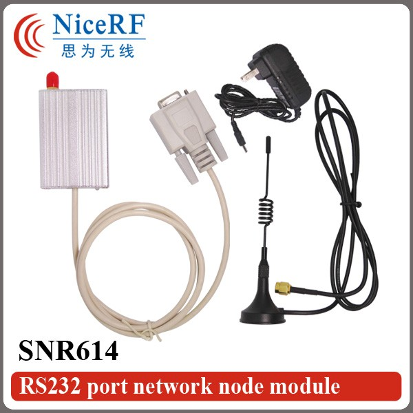 SNR614-RS232 port network-6