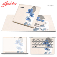 Laptop Stickers With Same Style Mouse Pad Skin For Lenovo Z580 G700 G460 V470C V470A V480A