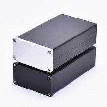 1 pezzo 0905 di Alluminio dac Amplificatore Recinzione Mini AMP Caso telaio Preamplificatore Box PSU amplificatore per cuffie Telaio di trasporto libero