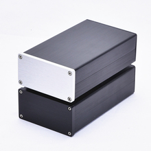 1piece 0905 Aluminum dac  Amplifier Enclosure Mini AMP Case chassis Preamp Box  PSU headphone amplifier Chassis Free shipping