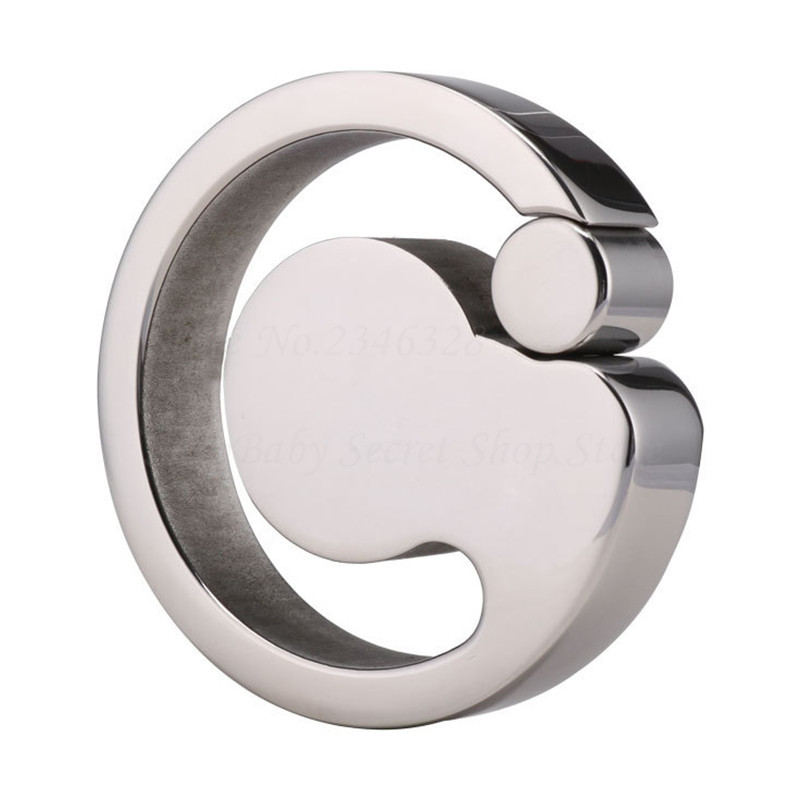304 Stainless Steel Ball Stretcher Cock Ring U Groove Design Scrotum Rings,Pendant Bondage Metal Cockring Adult Sex Toys For Men cock rings scrotum ring stainless steel ball stretcher cockring adult sex toys for men scrotum bondage locking penis ring