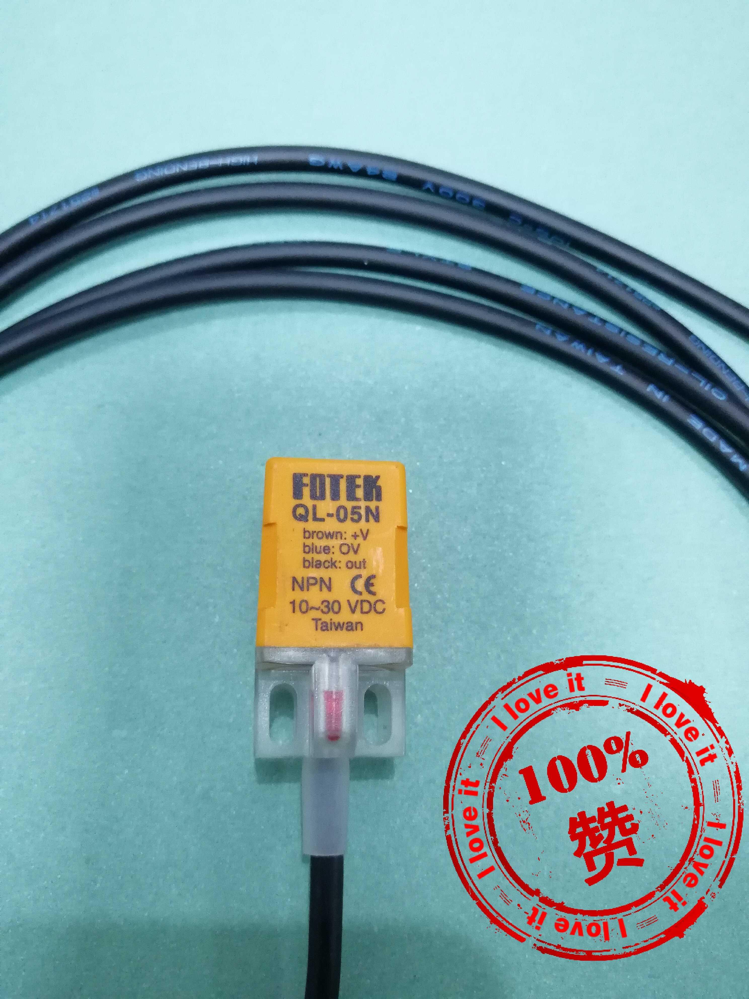 100% New Original Proximity Switch QL-05N Inductive Switch Sensor