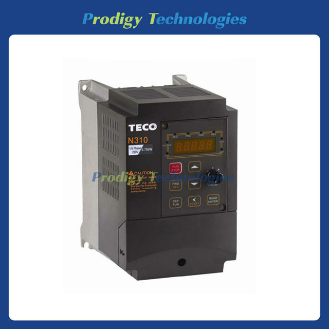 Variable Frequency Inverter, TECO VFD, N310 2002 H, Vector Type, 200V  Class, 1 5KW-in Inverters & Converters from Home Improvement on  Aliexpress com  