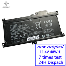 GZSM laptop battery WA03XL For HP WAO3XL HSTNN-UB7H TPN-W126 battery for laptop  For Pavilion x360 15-br000  15-BR010ND  battery kingsener new laptop battery np03xl for hp pavilion x360 13 a010dx tpn q146 tpn q147 tpn q148 hstnn lb6l 760944 421 batteria