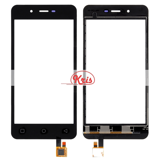 1pcs 4.7inch Q380 Touch Panel glass For Micromax Canvas Spark Q380 Touch screen glass lens digitizer Free Shipping +Tools