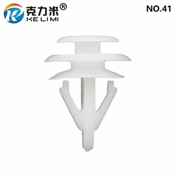 KE LI MI NO.41 Car styling Door trim board buckle clip for Honda Front Seat Chair Back Clamp Panel Fixing Fastener