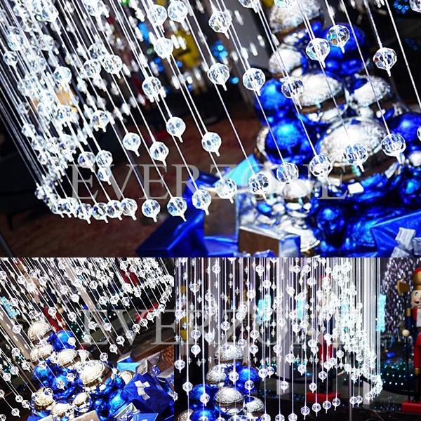fiber optic crystal end fittings 14