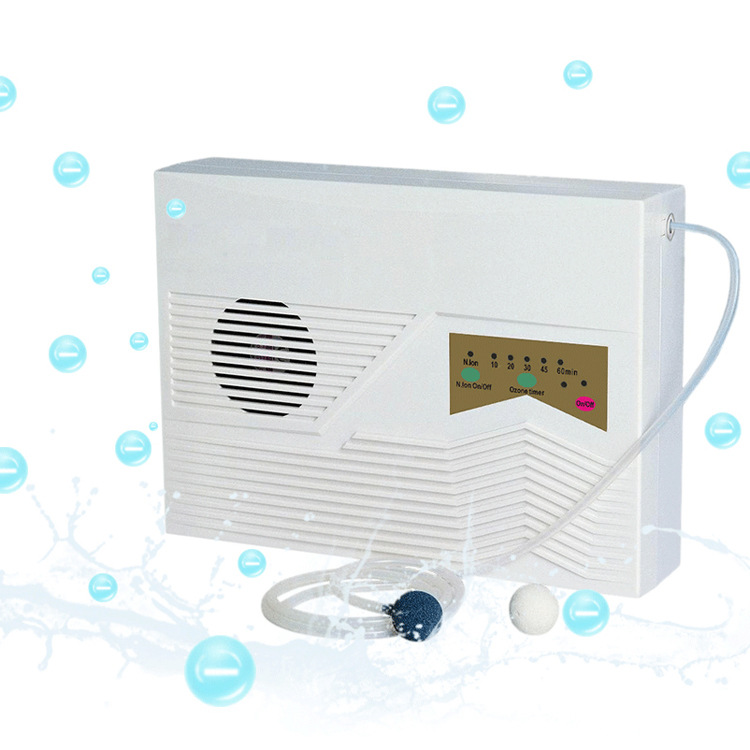 Household Formaldehyde Removing Anion Ozonizer 110V 220V 18W Anion Generator 400mg Ozone Generator Home Ozone Air Purifier цена