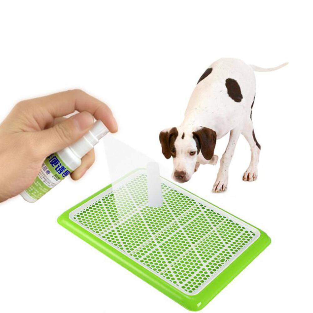 30ML Practical Pet Toilet Training Spray Dog Props Inducer Dogs Cat Puppy Pad Doggy Pee Training Toilet For Puppy Pet Supplies dřevěné dekorace do dětského pokoje