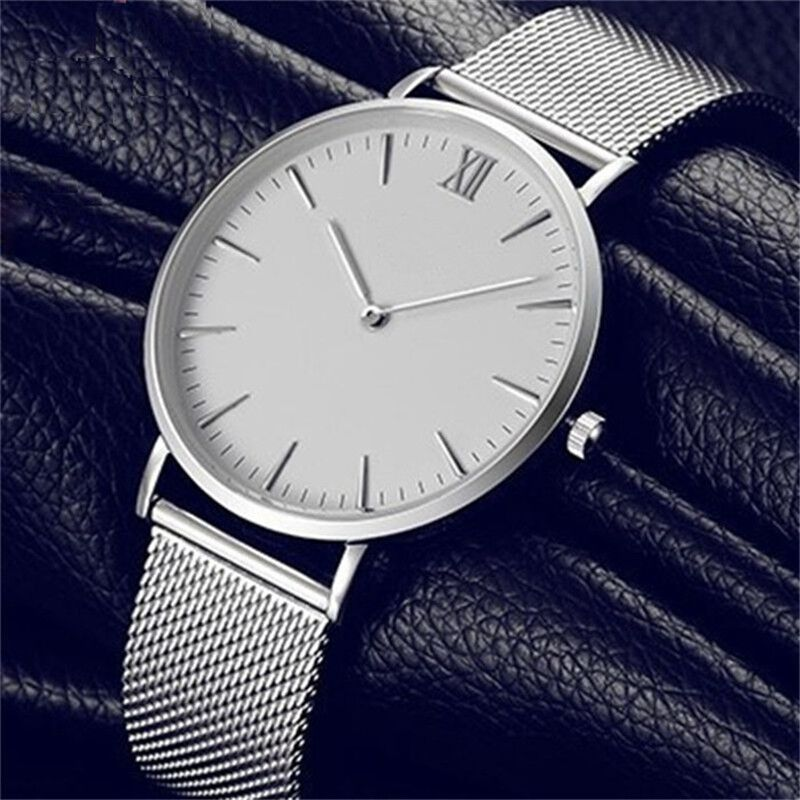 <font><b>2019</b></font> <font><b>Ultra</b></font> <font><b>thin</b></font> Fashion Male Wristwatch Top Brand <font><b>Luxury</b></font> Business <font><b>Watches</b></font> Waterproof Scratch-resistant <font><b>Men</b></font> <font><b>Watch</b></font> Clock image