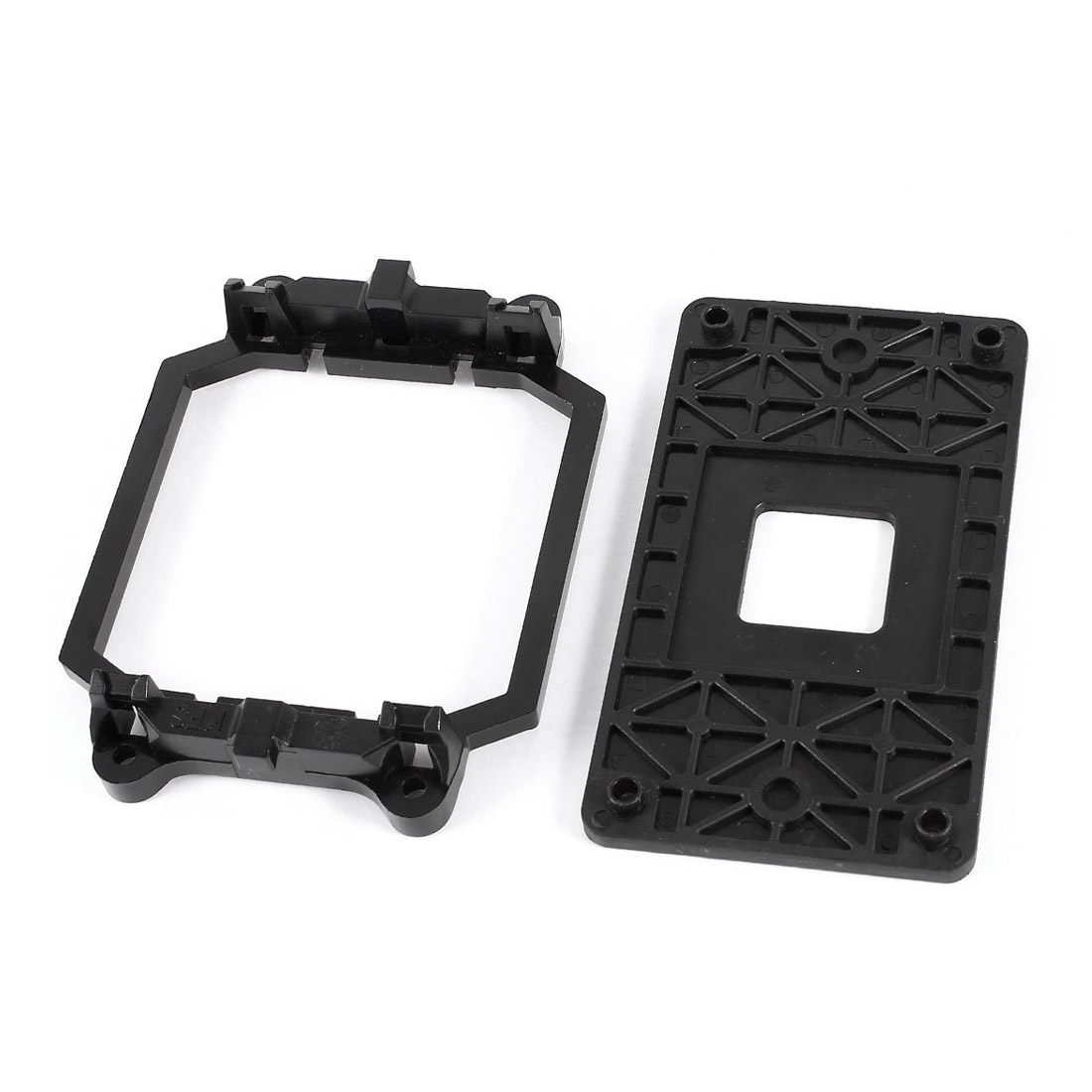 For AMD CPU Fan Base Black Plastic for AM2 AM3 Socket