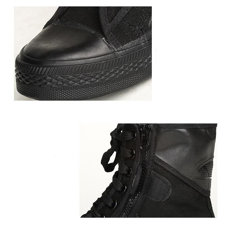 ar livre botas de combate masculino trabalho