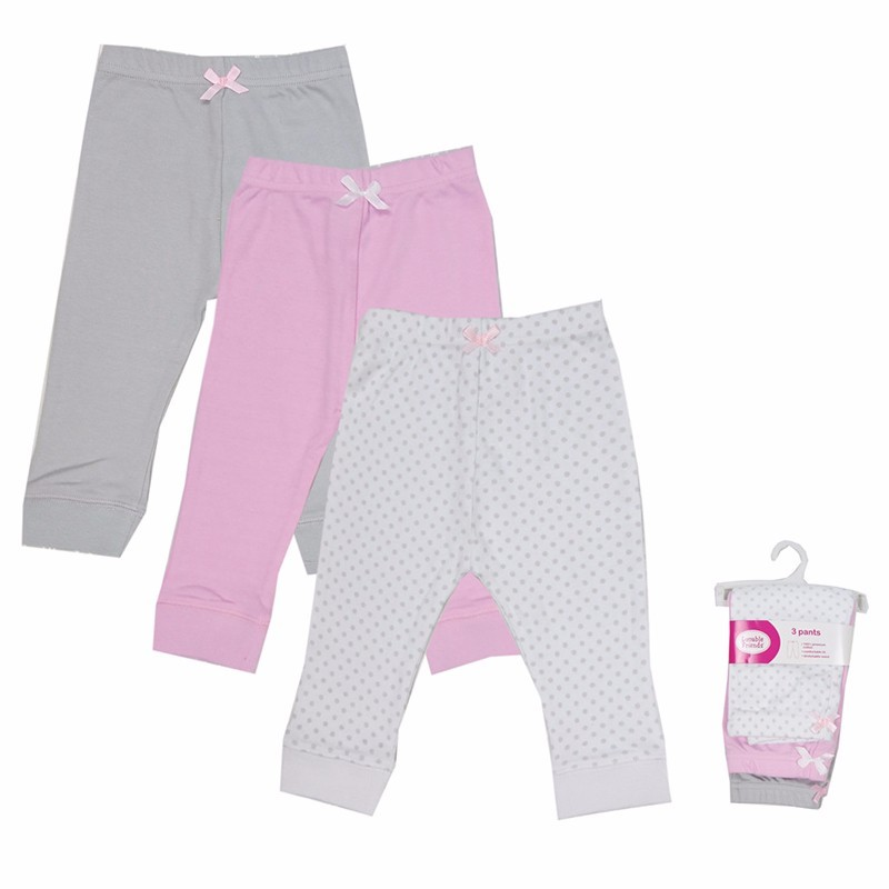 2015 New Animal Pattern Baby Boy Girl Toddler Trousers Leg Casual 0-12 M Baby Pants BluePink Stripped PP Pants Bottom Trousers (1)