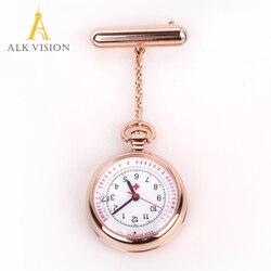 Fob pocket nurse watch medical gift for nurse doctor hospital rose gold silver nurse watches accept.jpg 250x250