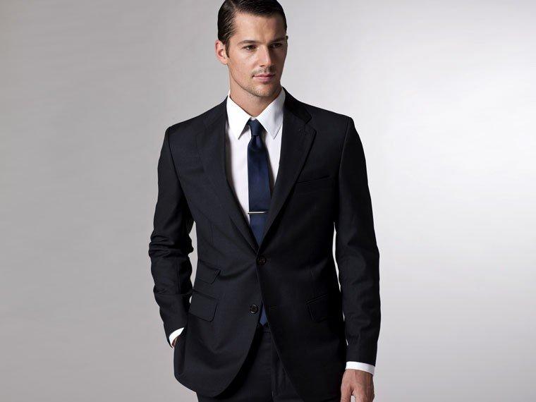 Aliexpress.com : Buy Wholesale Free shipping Fashion Wool suit Men ...