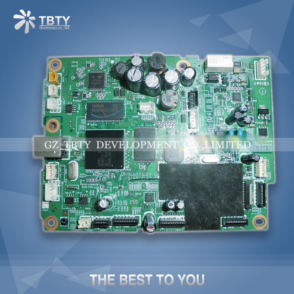 100% Test Main Board For Canon MX338 MX328 MX 328 338 Formatter Board Mainboard On Sale mainboard for canon lbp 5300 lbp5300 rm1 4421 formatter board main board on sale