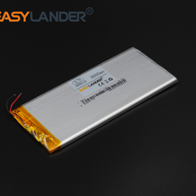 Li-Ion-Battery Tablet 3000mah for Mid-Panel E-Book Power-Bank Consumer 5550115 Rechargeable