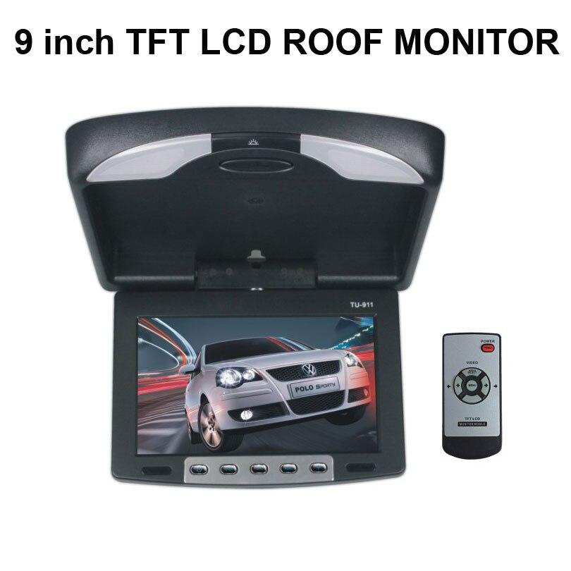 ФОТО 9 inch TFT LCD Roof Monitor