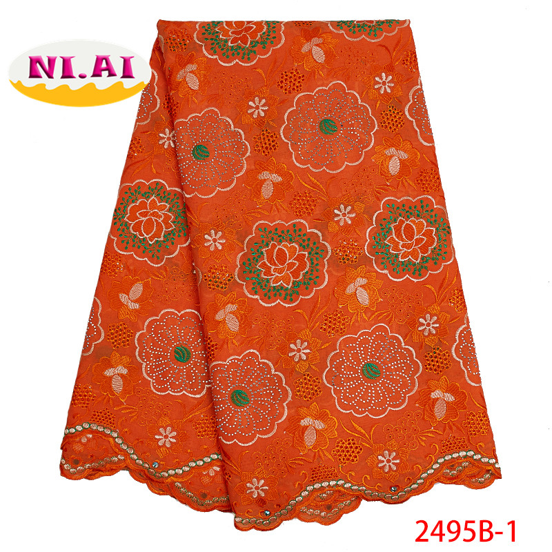 Dry Applique Lace Fabric Orange Lace Fabrics Fabrics Lace For 2019 Cotton Lace For Wedding Dress