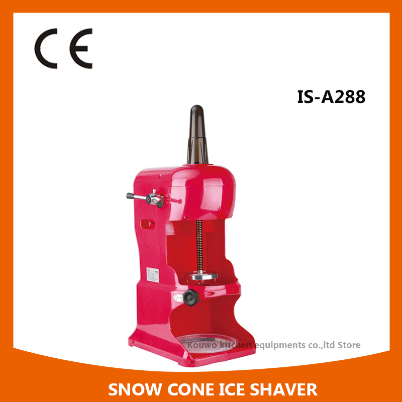 Best selling snow ice shaver machine with CE and high quality and manual ice shaving machine edtid new high quality small commercial ice machine household ice machine tea milk shop