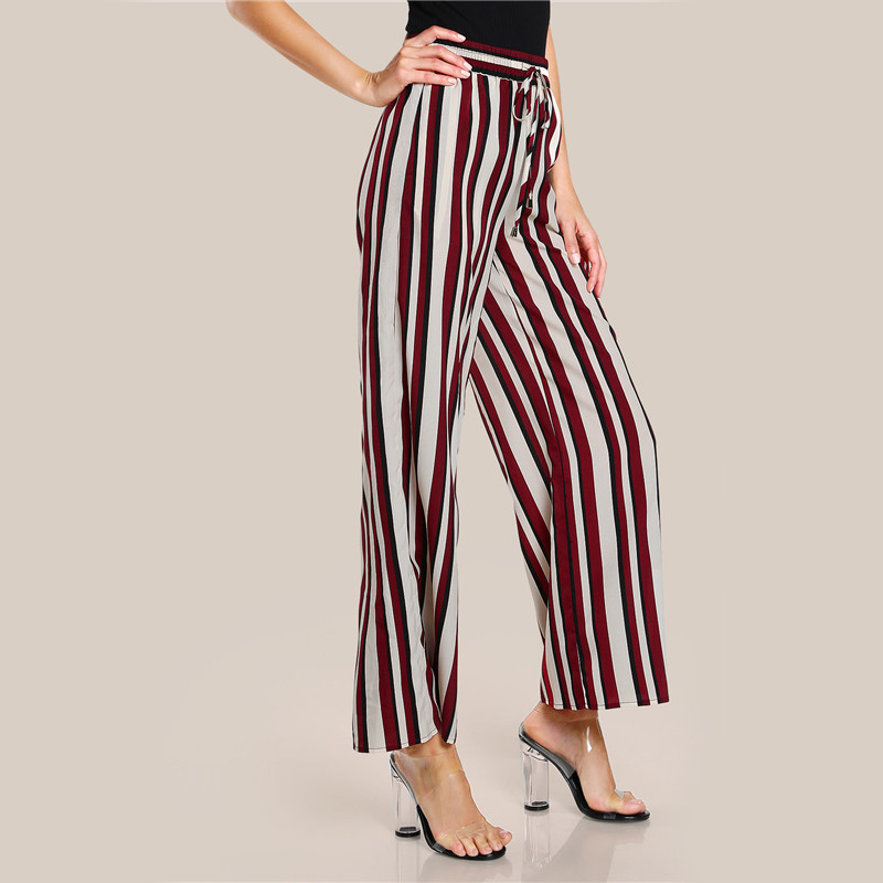 HTB1tU5hSVXXXXbTaXXXq6xXFXXXq - FREE SHIPPING Women Striped Pants Elastic Waist JKP103