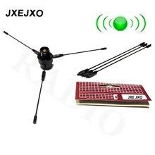 JXEJXO nouveau noir pour NAGOYA pour RE 02 antenne Mobile UHF F au sol 10 1300MHz pour autoradio pour KENWOOD MOTOROLA YAESU ICOM