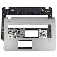 Used For HP ENVY M7 J MFJ M7 J000 M7 M7 j010DX Palmrest keyboard Upper case 720272 001 Laptop keyboard Bezel Cover Silver