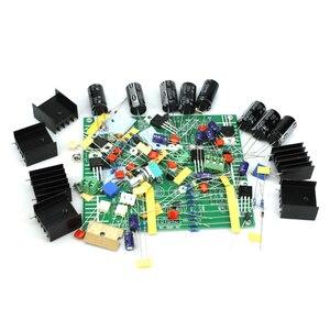 Image 2 - SUQIYA New JLH HOOD1969 Class A Headphone Amplifier DIY Kit Preamp Kit