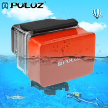 PULUZ Water Floaty Sponge+3M Sticker For GoPro Hero 6 70*50*25mm Sphonge Go Pro 5 Accessories