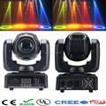 1PCS Pro Light & Sound Mini Spot 30W LED Moving Head dmx Stage Light dj disco party lighting christmas lights 30W led gobo lamps