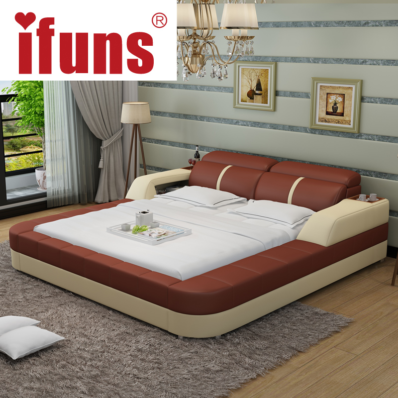 Name:IFUNS Luxury Bedroom Furniture Modern