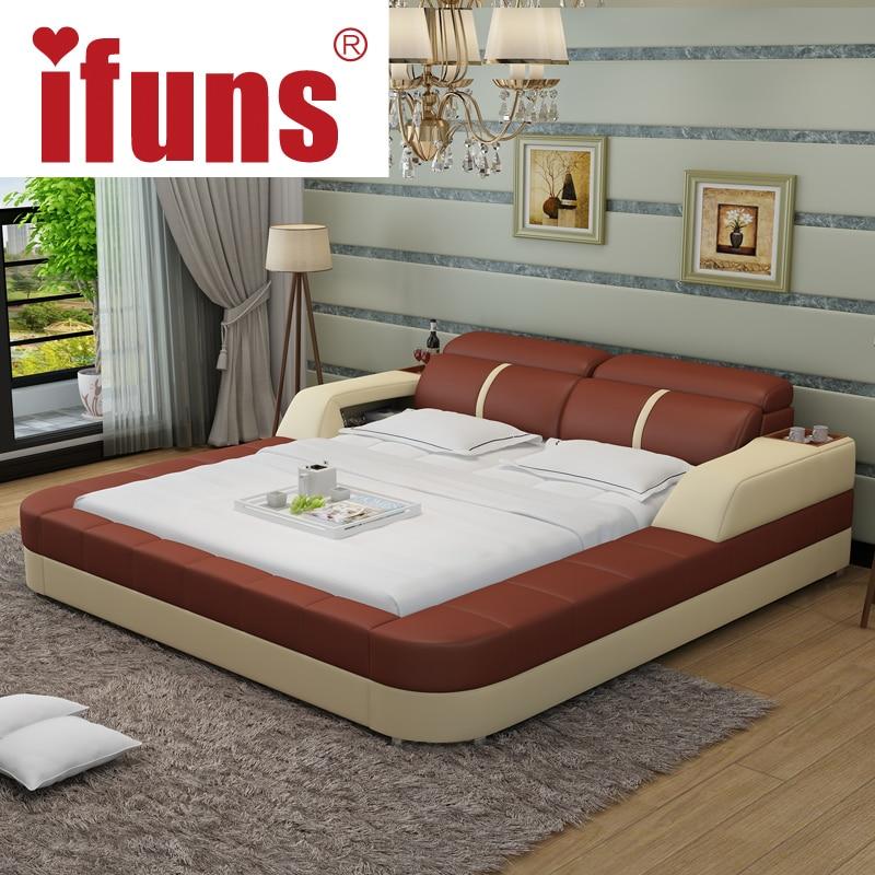 Ifuns Luxury Bedroom Furniture Modern