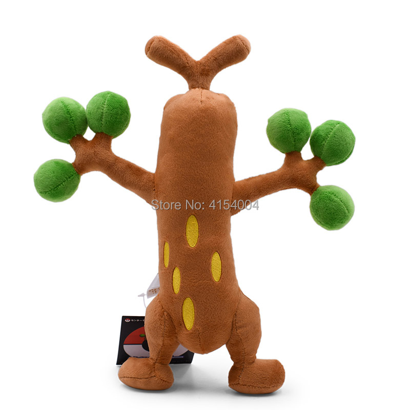 Anime Hot Toy Sudowoodo Animal Soft Stuffed Peluche Plush Figure Dolls Great Birthday Christmas Gift For Children 2018 New Style in Movies TV from Toys Hobbies
