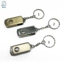 Kry Творческий вращения 2.0USB Memory Stick Driver 4 ГБ 8 ГБ 16 ГБ 32 ГБ 64 ГБ флэш-накопитель mini тетрадь флэш-карты USB Бесплатная доставка