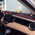 Dashmats автомобиль для укладки аксессуары приборной панели крышки для toyota rav4 xa40 2013 2014 2015 2016 2017