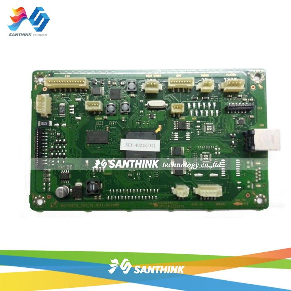 100% Test Main Board For Samsung SCX-4021S SCX-4021 SCX 4021 4021S SCX4021 Formatter Board Mainboard On Sale 100% test main board for epson 1520k formatter board mainboard on sale